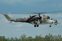 Czech - Air Force – Mil Mi-24V Hind 0702