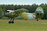 Poland - Air Force – Antonov An-2P 7810