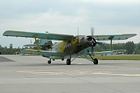 Poland - Air Force – Antonov An-2P 1465