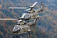 Switzerland - Air Force – Aerospatiale Aerospatiale AS-332M1 Super Puma  T-314
