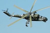 Czech - Air Force – Mil Mi-24V Hind 7354