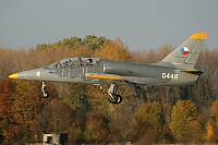 Czech - Air Force – Aero L-39C Albatros 0448