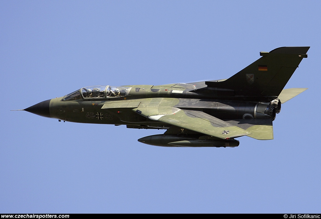 Germany - Air Force – Panavia  Tornado IDS 45+93