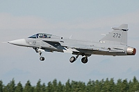 Sweden - Air Force – Saab JAS39C Gripen 272