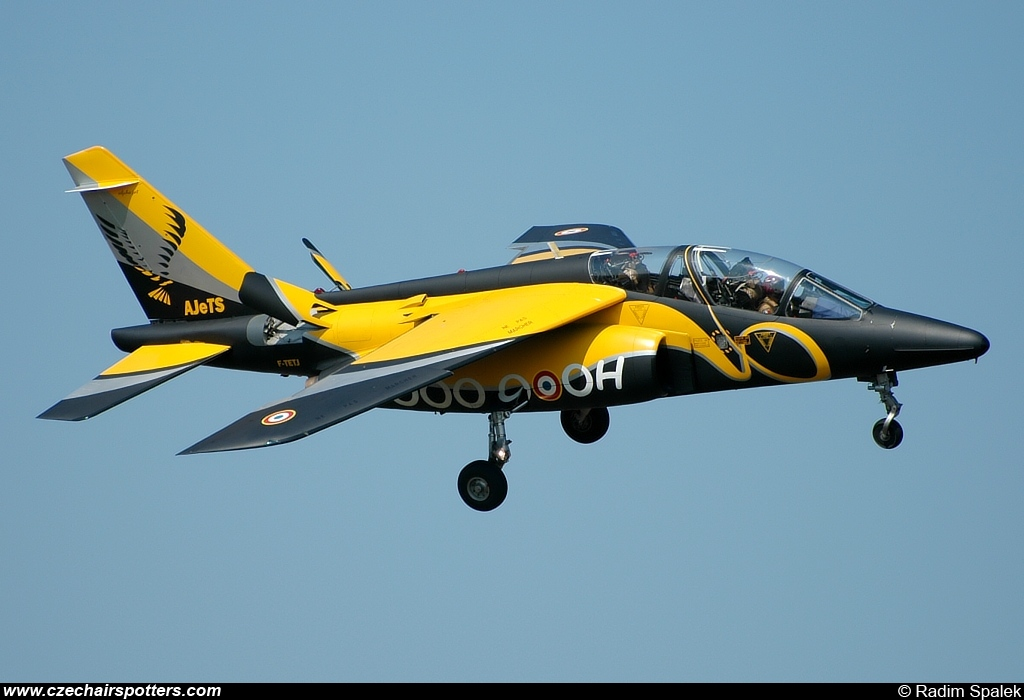 France - Air Force – Dassault-Dornier Alpha Jet E F-TETJ