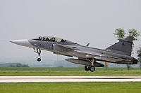 Czech - Air Force – Saab JAS39D Gripen 9819