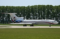 Czech - Air Force – Tupolev Tu-154M 1003