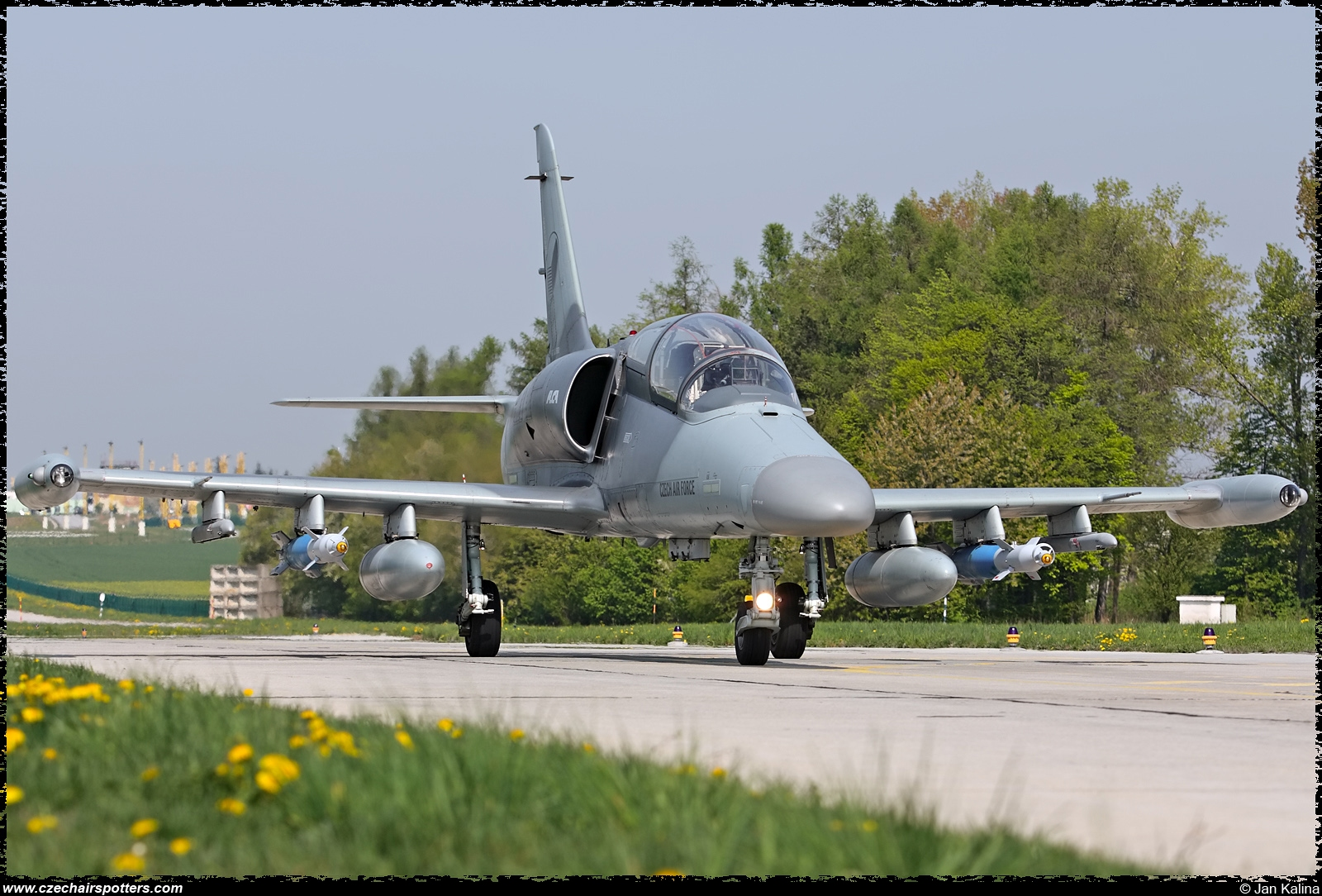 Czech - Air Force – Aero L-159A Alca 6048