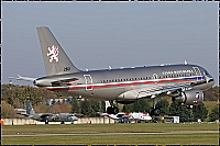 Czech - Air Force – Airbus A319-115X CJ 2801