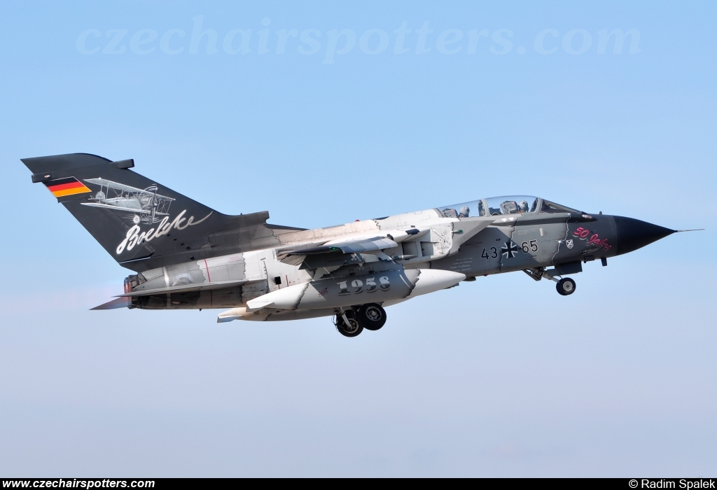 Germany - Air Force – Panavia  Tornado IDS 43+65