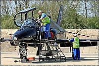 UK - Air Force – British Aerospace Hawk T1A XX247/CM