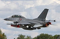 Denmark - Air Force – SABCA F-16BM Fighting Falcon ET-613