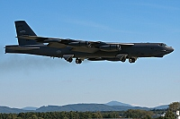USA - Air Force – Boeing B-52H Stratofortress 61-0017