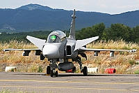 Czech - Air Force – Saab JAS39D Gripen 9820