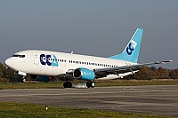 Central Charter Airlines – Boeing B737-31S OK-CCA