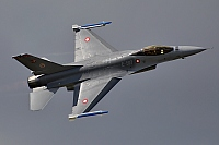 Denmark - Air Force – Lockheed F-16AM Fighting Falcon E-597