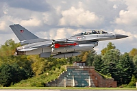 Denmark - Air Force – General Dynamics F-16BM Fighting Falcon ET-613