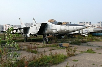 Russia - Air Force – Mikoyan-Gurevich MiG-25PU Foxbat C 90