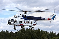 Czech - Air Force – Mil Mi-8S Hip 0834