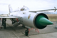 Czech - Air Force – Mikoyan-Gurevich MiG-21MF 5213