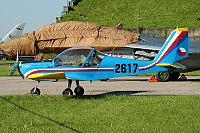 Czech - Air Force – Evektor - Aerotechnik EV-97 EuroStar 2617