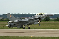 Belgium - Air Force – SABCA F-16AM Fighting Falcon FA-131