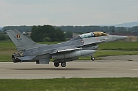 Belgium - Air Force – SABCA F-16BM Fighting Falcon FB-14