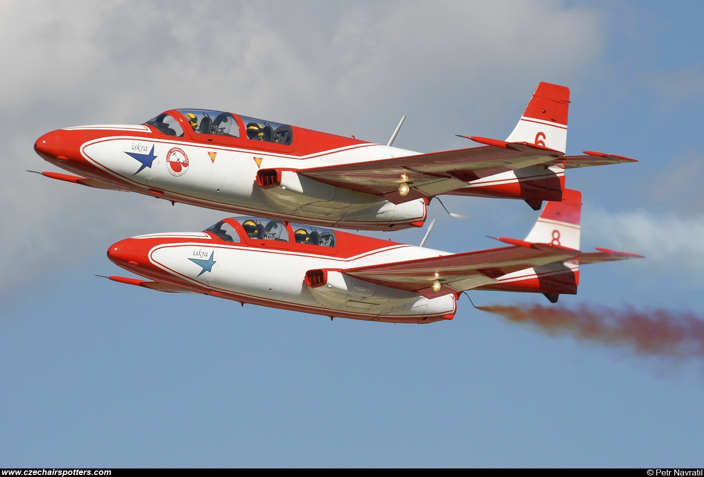 Poland - Air Force – PZL-Mielec TS-11 ISKRA 827/6