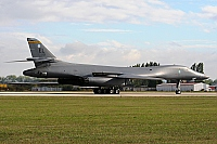 USA - Air Force – Rockwell B-1B Lancer 86-0121 / EL