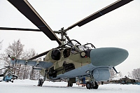 Russian-VVS – Kamov Ka-52 Alligator (Hokum B) -