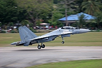 Royal Malaysian Air Force – Sukhoi Su-30MKM M52-05