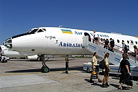 Air Ukraine – Tupolev Tu-134A -
