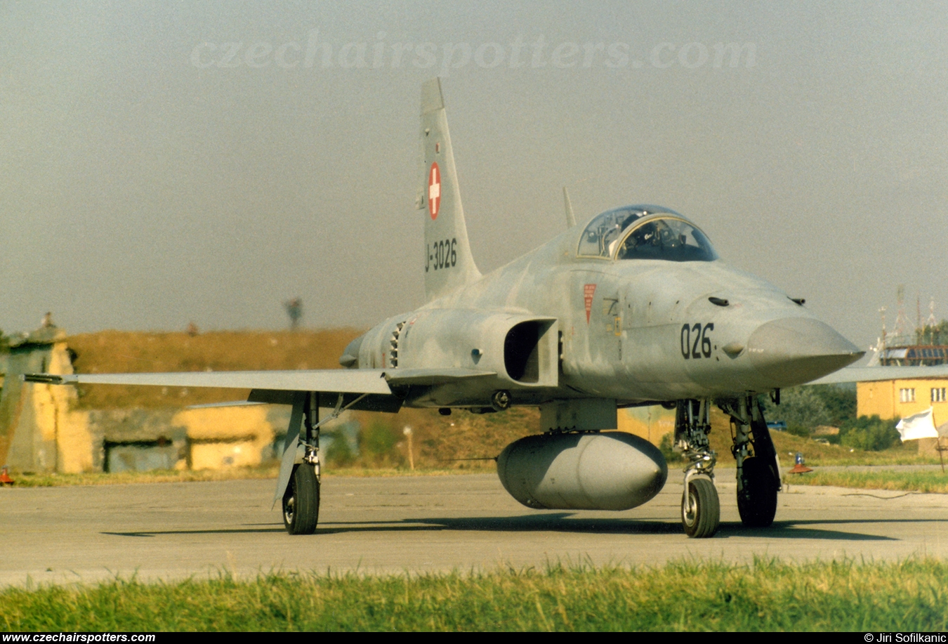 Switzerland - Air Force – Northrop  F-5E Tiger II  J-3026/026