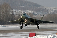 Russia - Air Force – Sukhoi T-50 -