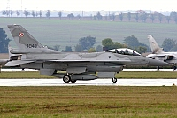 Poland - Air Force – Lockheed Martin F-16CJ Fighting Falcon 4048