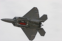 USA - Air Force – Lockheed Martin F-22A Raptor AF99010