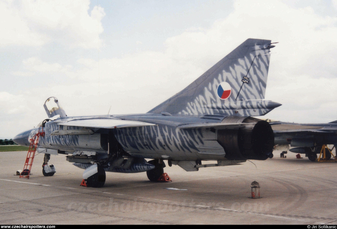 Czech - Air Force – Mikoyan-Gurevich MiG-23ML Flogger-G 4644