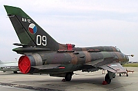 Czech - Air Force – Sukhoi Su-22 M-4 Fitter 3404 / 09/