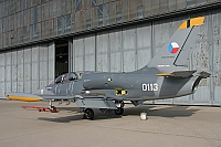 Czech - Air Force – Aero L-39C Albatros 0113