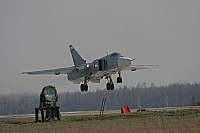 Russian-VVS – Sukhoi Su-24M Fencer D 45