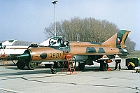 Czech - Air Force – Mikoyan-Gurevich MiG-21MF 9801