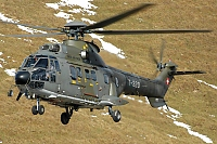 Switzerland - Air Force – Aerospatiale Aerospatiale AS-332M1 Super Puma  T-320