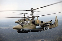 Russian-VVS – Kamov Ka-52 Alligator (Hokum B) 52