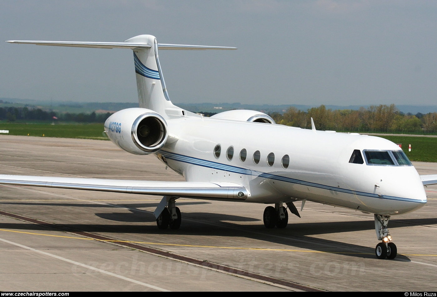 Vesey Air – Gulfstream Aerospace Gulfstream V N127GG