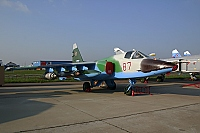 Russian-VVS – Sukhoi Su-25 SM Frogfoot 87 RED