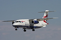 British Airways  (BAW) * Sun-Air of Scandinavia – Fairchild Dornier 328-310 328JET OY-NCL