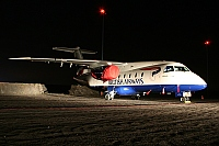 British Airways  (BAW) * Sun-Air of Scandinavia – Fairchild Dornier 328-300 328JET  OY-NCL