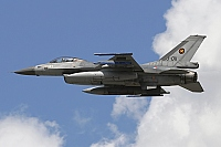 Netherlands - Air Force – Fokker F-16AM Fighting Falcon J-011