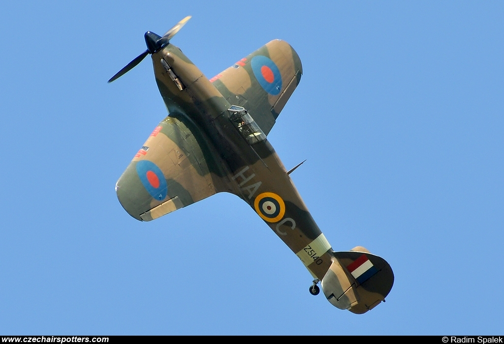 The Fighter Collection – Hawker Hurricane Mk XIIA G-HURI