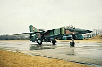 Czech - Air Force – Mikoyan-Gurevich MiG-23M/MF Flogger B 5735